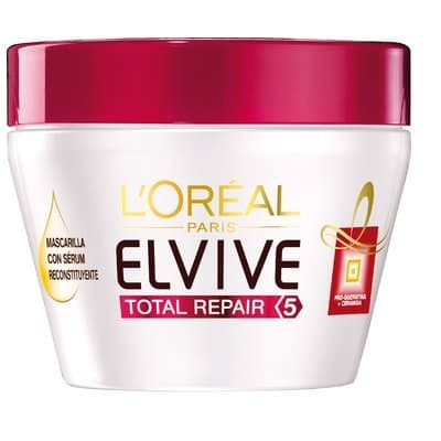 Elvive Mascarilla Capilar Total Repair
