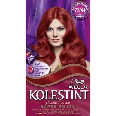 Kolestint Tinte Capilar 77/44 Rojo Amapola