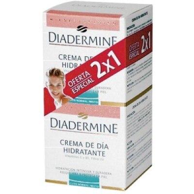 Diadermine Pack 2 X 1 Crema De Día Hidratante