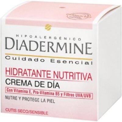 Diadermine Crema Facial Día Hidrante