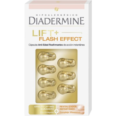 Diadermine Capsulas Lift Efect Flash