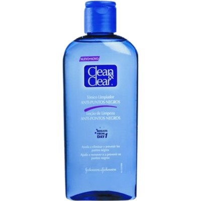Clean & Clear Tonico Anti Puntos Negros