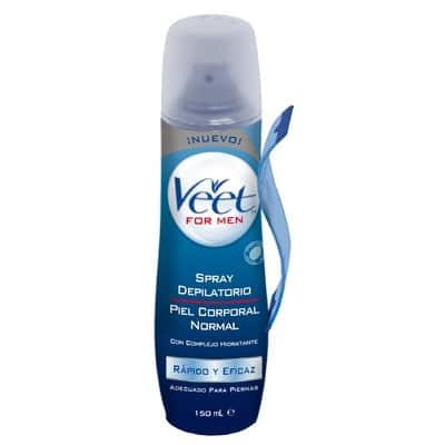 Veet Crema Depilatoria Spray For Men