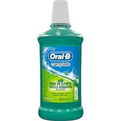 Oral-b Enjuague Bucal Complete