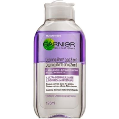 Garnier Desmaquillador de ojos Essencials 2 en 1 125 ml.