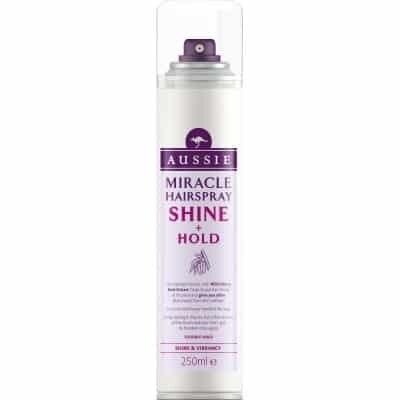 Aussie Laca Spray Shine Más Hold