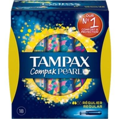 Tampax Tampón Regular 18 Unidades
