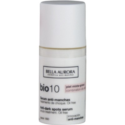 Bella Aurora Tratamiento Intensivo Antimanchas Bio 10 Serum 30 ml