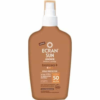 Ecran Sun Broncea + Spray Protector SPF50