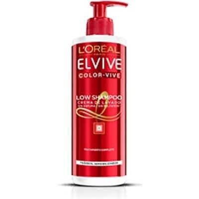 Elvive Champú Low Color Vive