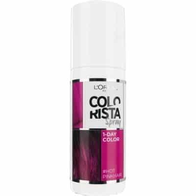 Colorista Tinte Spray Hot Pink