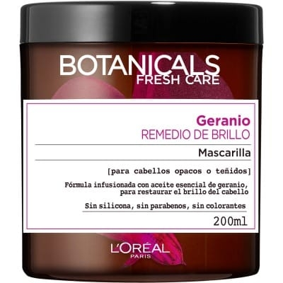 Botanicals Mascarilla Remedio de Brillo