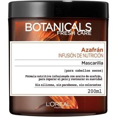 Botanicals Mascarilla Infusión Nutrición