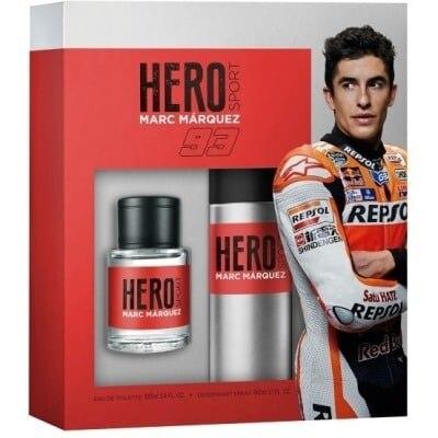 Hero Sport Estuche Hombre Eau de Toilette Más Desodorante