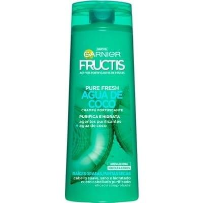 Fructis Fructis Champú Pure Fresh Agua de Coco