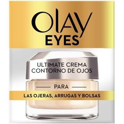 Olay Olay Eyes Ultimate Eye Cream Para Ojeras Arrugas Y Bolsas