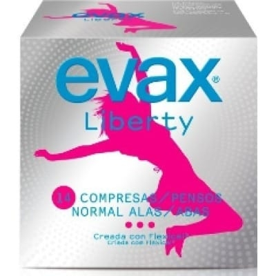 Evax Compresa Liberty Normal Alas