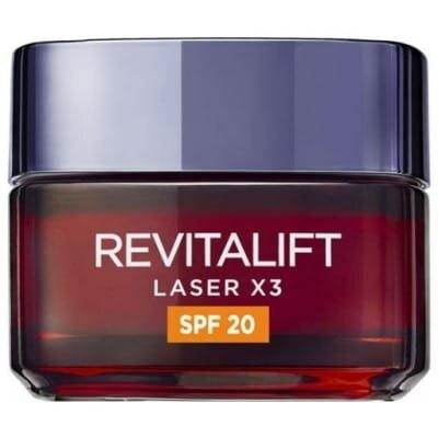Dermo Expertise Revitalift Laser X3 SPF20
