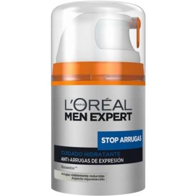 Men Expert Stop Arrugas Cuidado Hidratante