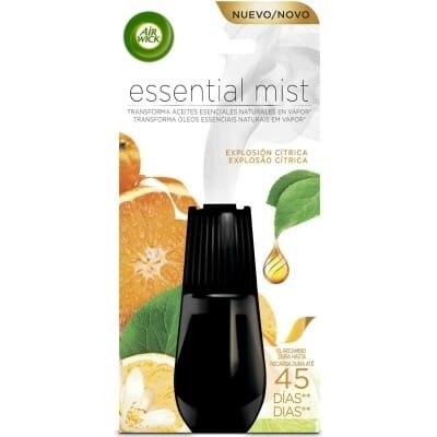 Airwick Recambio Ambientador Airwick Essential Mist Citrus