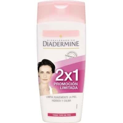 Diadermine Pack 2 X 1 Leche Limpiadora Suave