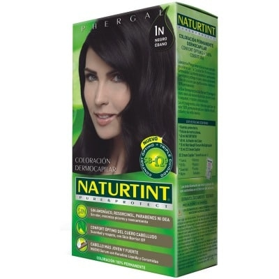 Naturtint Tinte Capilar 1.N Negro Ebano