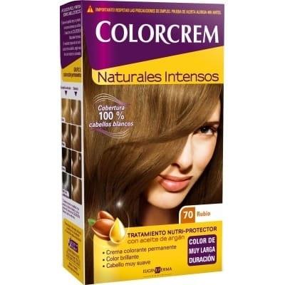 Colorcrem TINTE CAPILAR,70 RUBIO