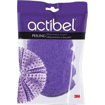 Actibel Esponja de baño Peeling