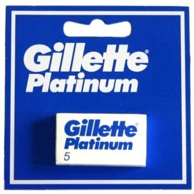 Gillette Platinum 5 Hojas