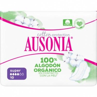 Ausonia Compresa Ausonia Naturals Super Alas