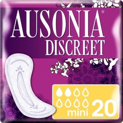 Ausonia Compresa Discreet Mini