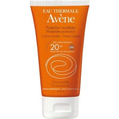 Avene Crema solar sensible spf-20 50 ml.