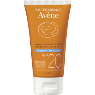 Avene Crema solar piel spf-20 50 ml.