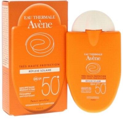 Avene Reflexe solar piel sensible spf-50+ 30 ml.