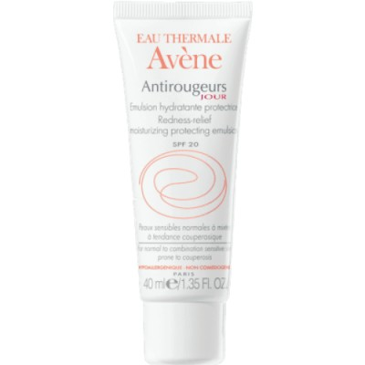 Avene Emulsión anti rojeces hidratante piel normal-mixta