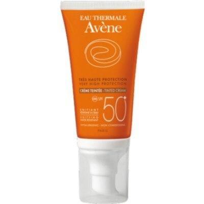 Avene Avene emulsion spf-50+ color sin perfume