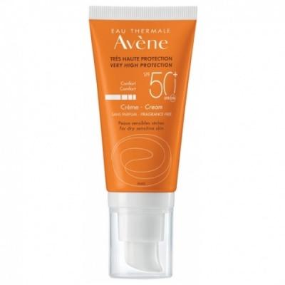 Avene Avène Crema sin Perfume SPF50+