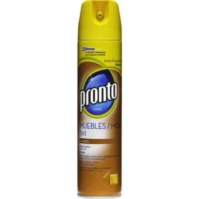 Pronto Limpiador de Muebles Spray
