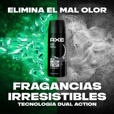 Axe Axe Pack Duplo Ahorro Desodorante Black