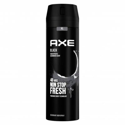 Axe AXE Spray Black