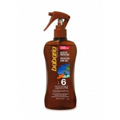 Babaria Aceite Protector Zanahoria SFP6