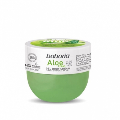 Babaria Babaria Body Cream Aloe Fresh