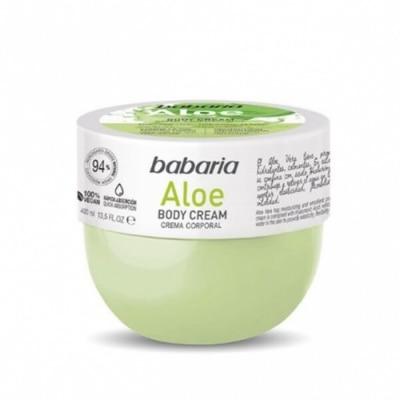 Babaria Babaria Body Cream Aloe Vera