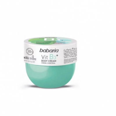 Babaria Babaria Body Cream Vitamina B3