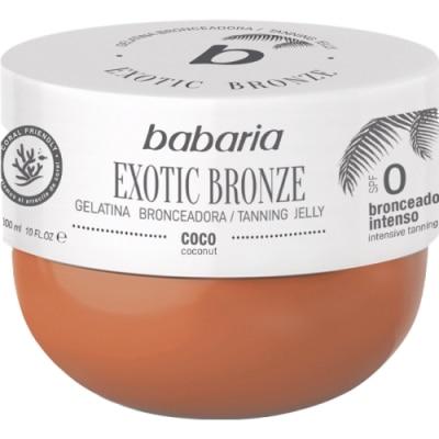 Babaria Babaria Bronceado Gelatina Coco