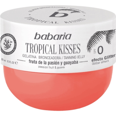 Babaria Babaria Bronceador Gelatina Tropical Kiss