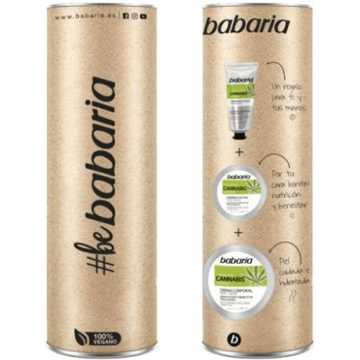 Babaria Babaria Canister Canabis