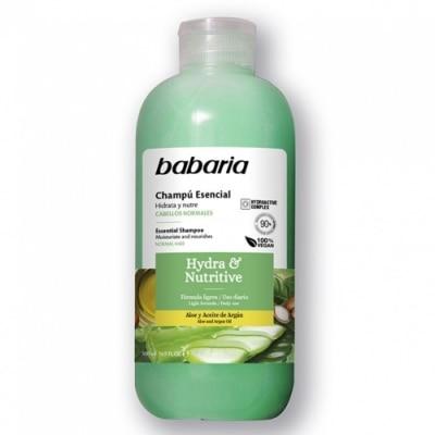 Babaria Babaria Champú Esencial Hydra Nutritive