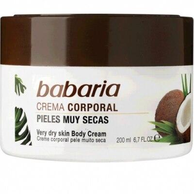 Babaria Babaria Crema Corporal de Coco