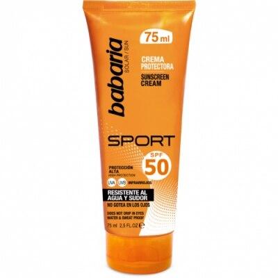 Babaria Babaria Crema Facial Solar Sport SPF50